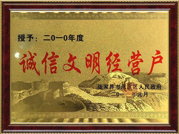 公司荣誉7